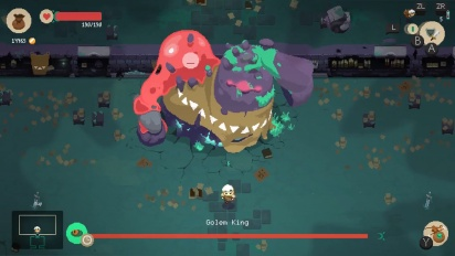 Moonlighter - Tráiler de lanzamiento en Nintendo Switch