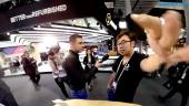 MWC19: Demostración de la cámara Cupola 360 y entrevista