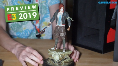 Dying Light 2 - Unboxing de la figura de regalo