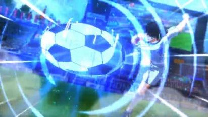 Captain Tsubasa: Rise Of New Champions - Trailer Modo Historia en español