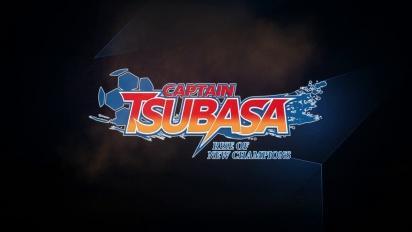 Captain Tsubasa: Rise of New Champions - American Junior Youth Trailer