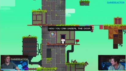 Gameplay de Fez para PS4 - repetición del Livestream