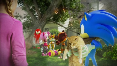 Sonic Boom: Rise of Lyric - TV Commercial