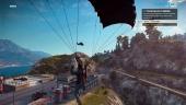 Just Cause 3 - Gameplay de juego libre y locuras en Xbox One Parte I