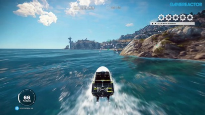 Just Cause 3 - Gameplay de juego libre y locuras en Xbox One Parte II