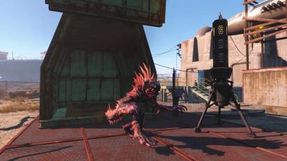 Fallout 4 - Tráiler español del DLC Wasteland Workshop