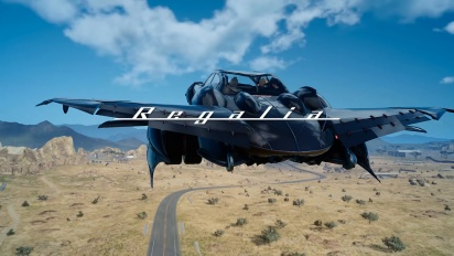 Final Fantasy XV - Regalia Type-F Trailer