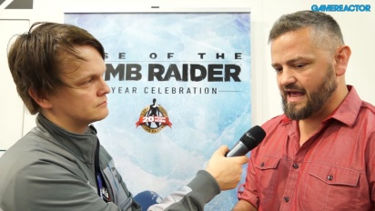 Rise of the Tomb Raider: 20 Year Celebration - Entrevista a William Kerslake