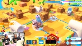 Mario + Rabbids Kingdom Battle - Gameplay cooperativo