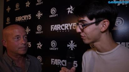 Far Cry 5 - Entrevista a Tony Gronick