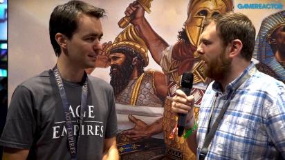 Age of Empires: Definitive Edition - Entrevista a Bert Beeckman