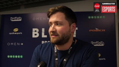 Blast Pro Series Copenhagen - Jakob Lund Kristensen Interview