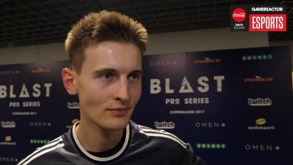Blast Pro Series Copenhagen - Valde Interview