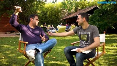 Carlos Abril - Entrevista al creador de PC Fútbol