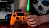 Mando Nacon Compact para PS4 - Primer vistazo
