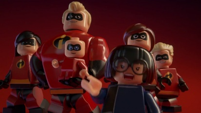 Lego The Incredibles - Official Announcement Trailer