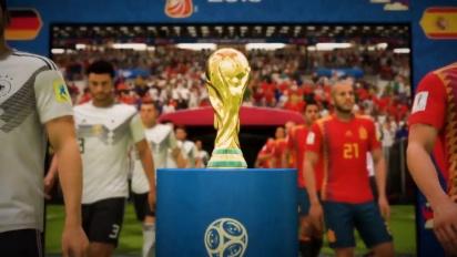 FIFA 18 World Cup Russia 2018 - Tráiler de lanzamiento español