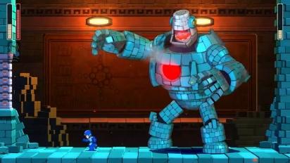 Mega Man 11 - Tráiler de reserva