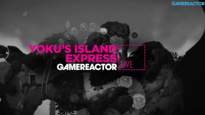 Yoku's Island Express - Replay del livestream