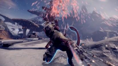 Warframe: Fortuna - Official Update Trailer