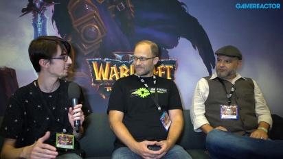 Warcraft III: Reforged - Entrevista a Timothy Morten y Brian Sousa