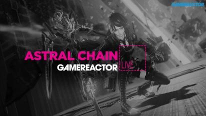 Astral Chain - Livestream de Lanzamiento