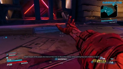 Borderlands 3 - Opening The First Vault
