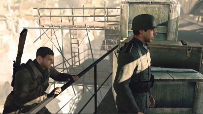 Sniper Elite 4 - Nintendo Switch Gameplay Trailer