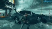 Quantum Break - Gameplay  en Xbox One: Acto 4, Parte 1 completa:  Puente de Port Donnelly