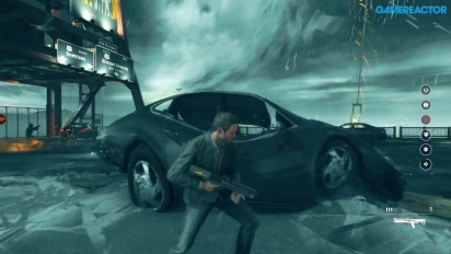 Quantum Break - Gameplay  en Xbox One: Acto 4, Parte 1 completa:  Puente de Port Donnelly