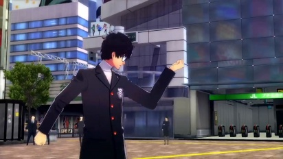 Persona 5: Dancing Star Night - Reveal Trailer