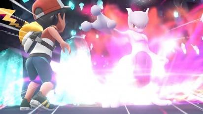 Pokémon: Let's Go, Pikachu! y Pokémon: Let's Go, Eevee! - Tráiler del anuncio en español