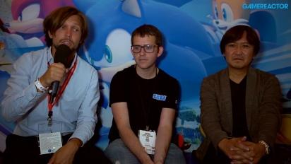 Team Sonic Racing - Entrevista a Derek Littlewood y Takashi Iizuka