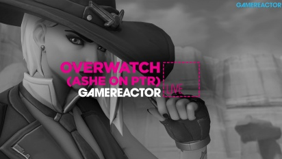 Overwatch - Replay del Livestream de Ashe en PTR