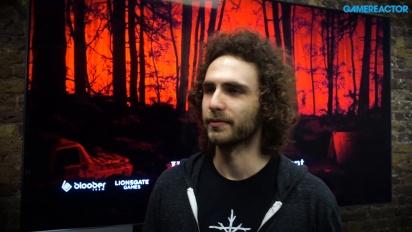 Blair Witch - Entrevista a Maciej Głomb