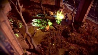 Darksiders Genesis - Strife Character Trailer