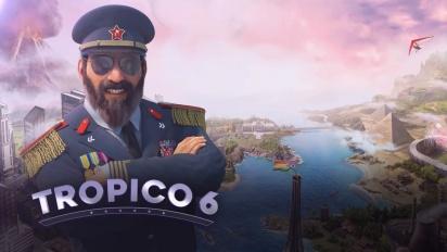 Tropico 6 - Lobbyistico DLC Trailer