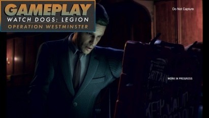 Watch Dogs: Legion - Gameplay Operation Westminster