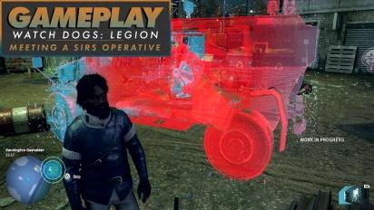 Watch Dogs: Legion - Reclutar a un Agente