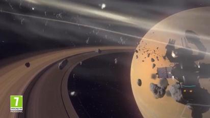 AGOS: A Game of Space - Tráiler del Anuncio en español