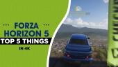 Forza Horizon 5 - Gameplay 4K exclusivo comentado