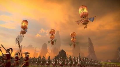 Total War: Warhammer III - Siege Rework