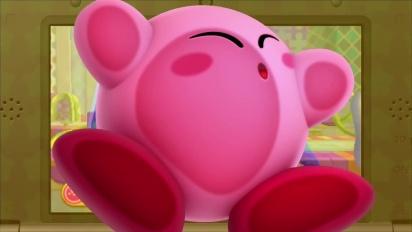 Kirby: Triple Deluxe - tráiler español