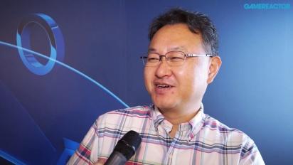 Shuhei Yoshida - Entrevista en el E3