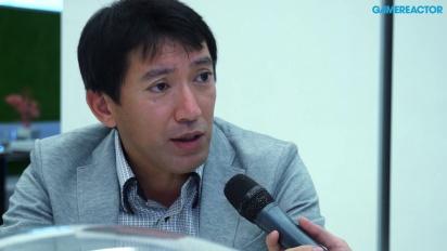 Shinji Mikami - Entrevista al Premio de Honor Gamelab 2015