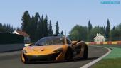 Assetto Corsa - Gameplay PS4 Alpha - McLaren P1 en Spa Francorchamps