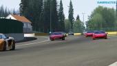 Assetto Corsa - Gameplay PS4 Alpha - Carrera con Audi R8 en Spa Francorchamps