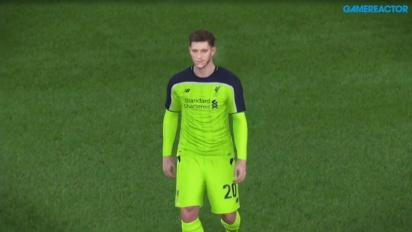 Pro Evolution Soccer 2017 - Gameplay PES 2017 Data Pack 1.0 partido completo Barcelona - Liverpool