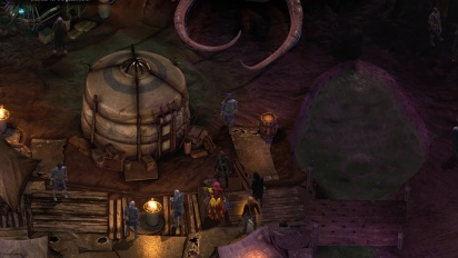 Torment: Tides of Numenera - Gameplay