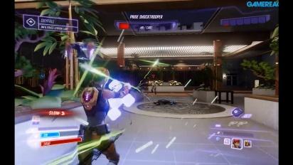 Agents of Mayhem - Gameplay con Rama